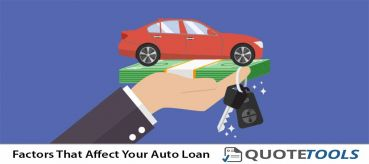 Factors That Affect Your Auto Loan